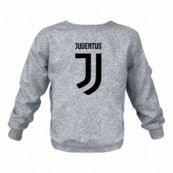 Детский реглан (свитшот) Juventus Logo