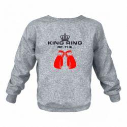 Детский реглан King Ring - FatLine