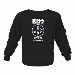 Детский реглан (свитшот) Kiss