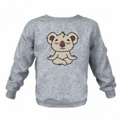 Детский реглан (свитшот) Koala