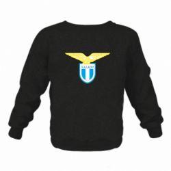 Детский реглан (свитшот) Lazio