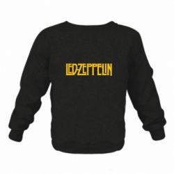 Дитячий реглан (світшот) Led Zeppelin