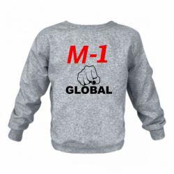 Детский реглан (свитшот) M-1 Global