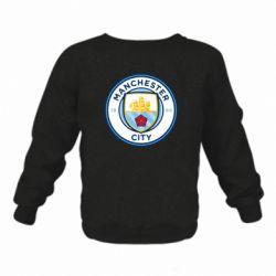 Дитячий реглан (світшот) Manchester City