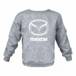 Детский реглан (свитшот) Mazda Small