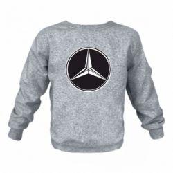 Дитячий реглан (світшот) Mercedes