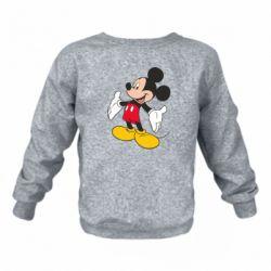 Дитячий реглан (світшот) Mickey Mouse