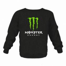 Дитячий реглан (світшот) Monster Energy Classic