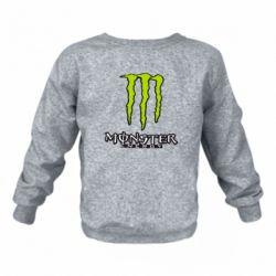 Дитячий реглан (світшот) Monster Energy Logo