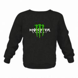 Детский реглан (свитшот) Monter Energy Classic