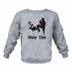 Детский реглан Muay Thai Fighters - FatLine