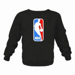 Детский реглан NBA - FatLine
