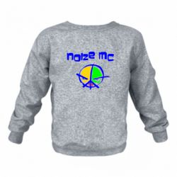 Дитячий реглан (світшот) Noize MC Logo