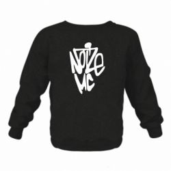 Детский реглан (свитшот) Noize MC