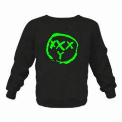 Детский реглан (свитшот) Oxxxy