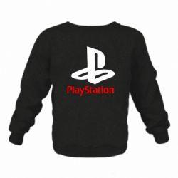 Дитячий реглан PlayStation - FatLine