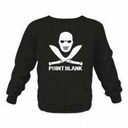 Детский реглан Point Blank - FatLine