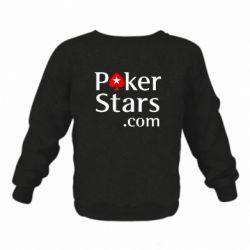 Детский реглан (свитшот) Poker Stars