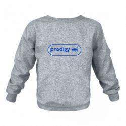 Дитячий реглан (світшот) Prodigy Логотип