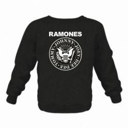 Дитячий реглан (світшот) Ramones