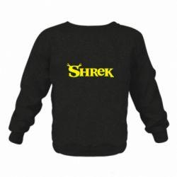 Детский реглан (свитшот) Shrek
