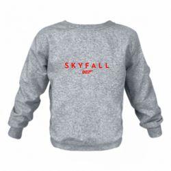 Детский реглан Skyfall 007 - FatLine