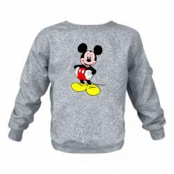 Дитячий реглан (світшот) Сool Mickey Mouse