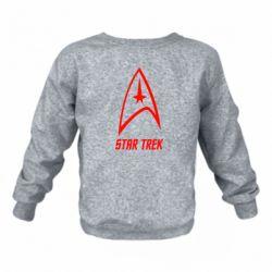 Дитячий реглан (світшот) Star Trek