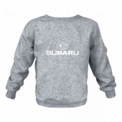 Детский реглан Subaru - FatLine