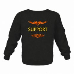 Детский реглан (свитшот) Support