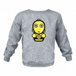 Дитячий реглан (світшот) Sweet C-3PO
