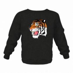 Дитячий реглан (світшот) Tiger roars