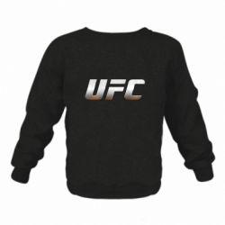 Дитячий реглан UFC Metal - FatLine
