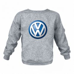 Дитячий реглан (світшот) Volkswagen Small Logo