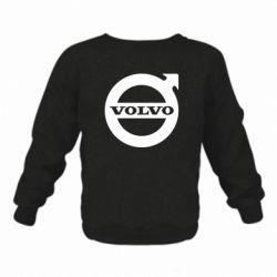 Детский реглан (свитшот) Volvo
