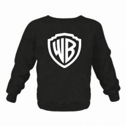 Дитячий реглан (світшот) Warner brothers