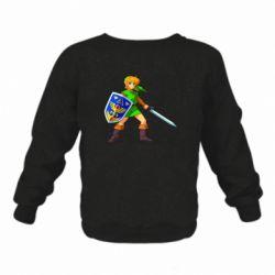 Детский реглан (свитшот) Zelda