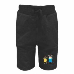 Дитячі шорти Adventure time