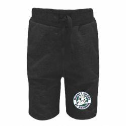 Детские шорты Anaheim Mighty Ducks Logo
