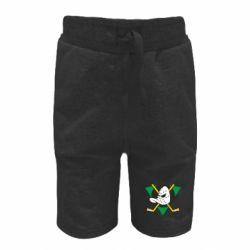 Детские шорты Anaheim Mighty Ducks