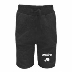 Дитячі шорти Andro