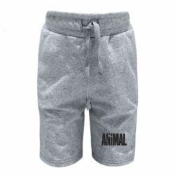 Детские шорты Animal Logo