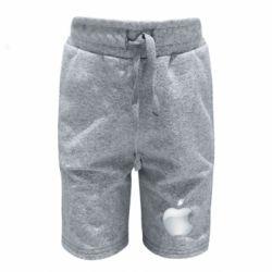 Дитячі шорти Apple Silver
