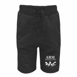 Детские шорты Arm Wrestling