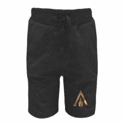 Дитячі шорти Assassin's Creed: Odyssey logo