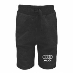 Детские шорты Audi Big