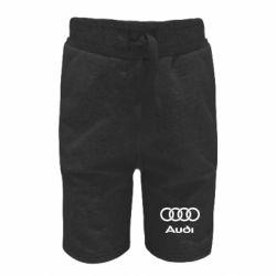 Детские шорты Audi - FatLine