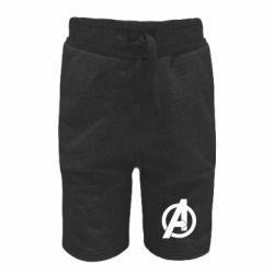 Дитячі шорти Avengers logo
