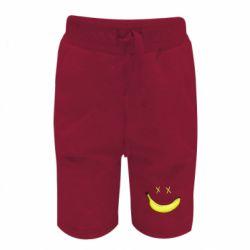 Детские шорты Banana smile