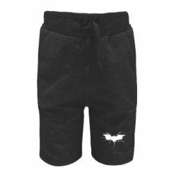 Детские шорты Batman cracks - FatLine
